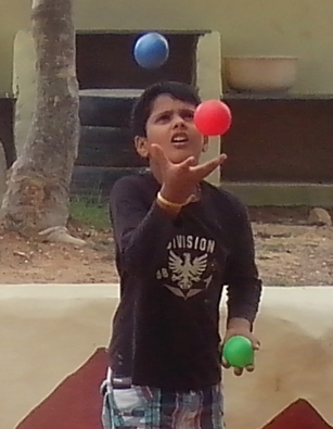 open learning juggling